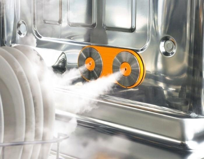 Сушка посуды в моечной машине