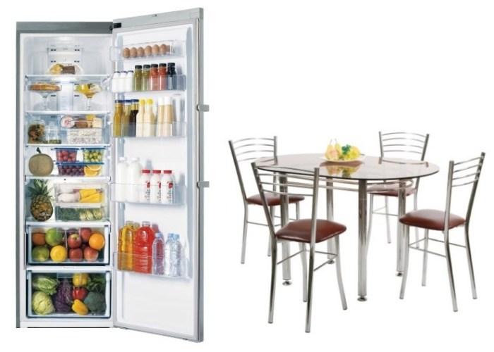 Однокамерный большой холодильник Samsung RR 92 EERS