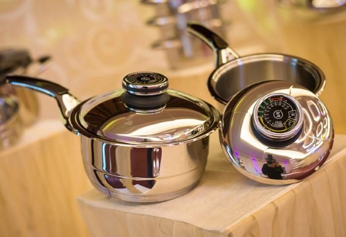 Индукционная посуда Zepter