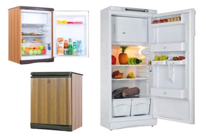Однокамерные холодильники Indesit TT 85T и SD125