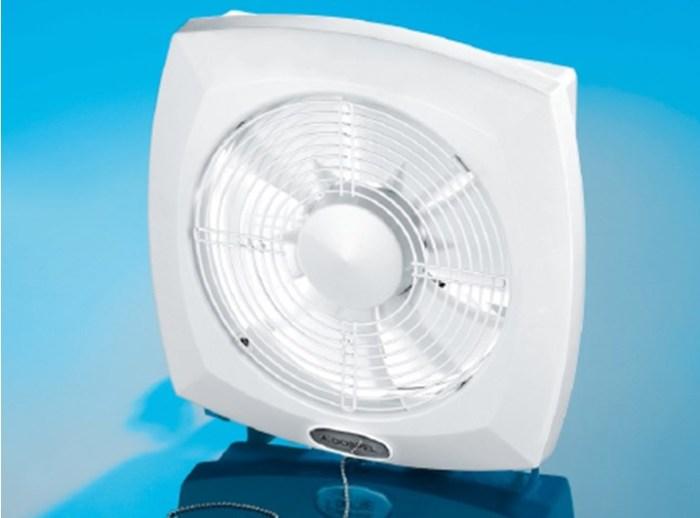 Оконный вытяжной вентилятор