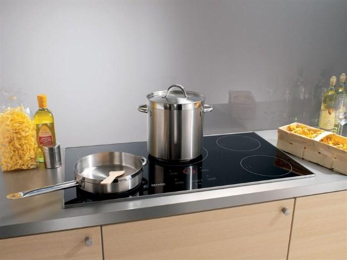 Электрическая плита на кухне