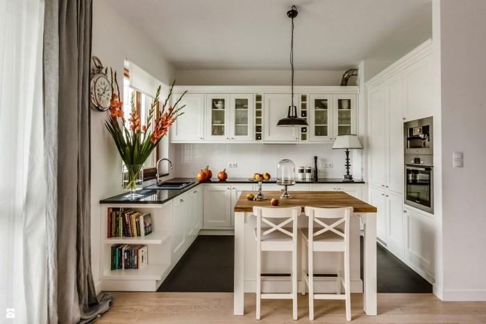 Кухня стиль прованс