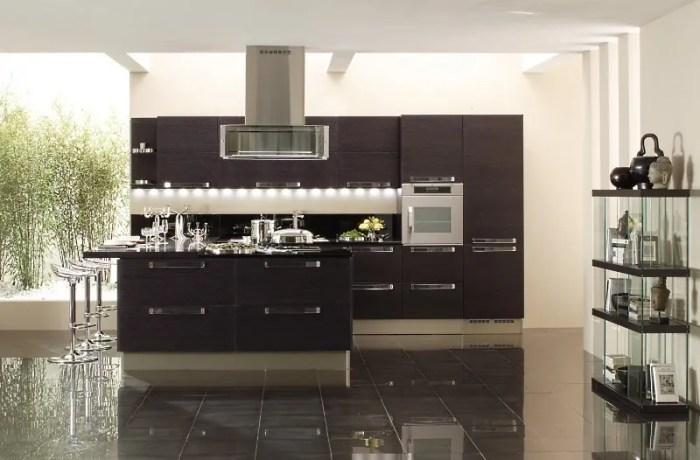 Встроенная кухня МДФ