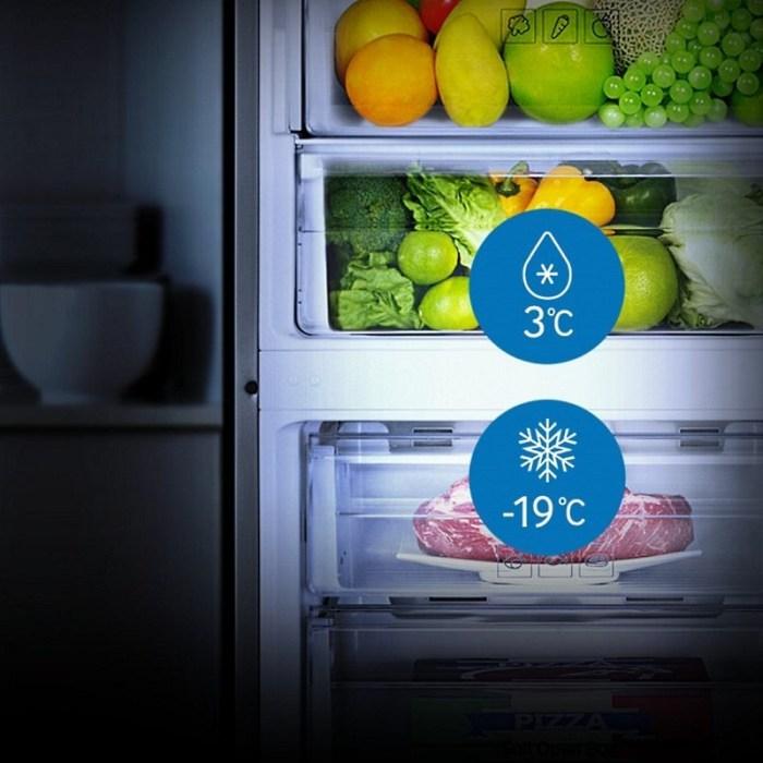 А вы знаете, какая температура должна быть в вашем холодильнике?