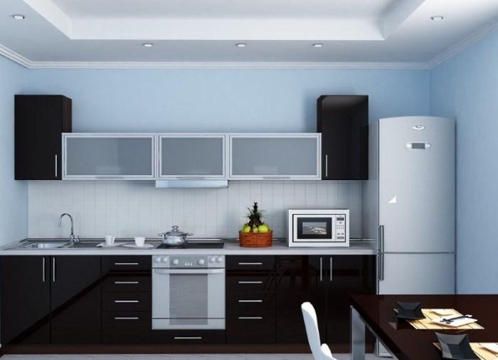 Встроенная мебель на кухне