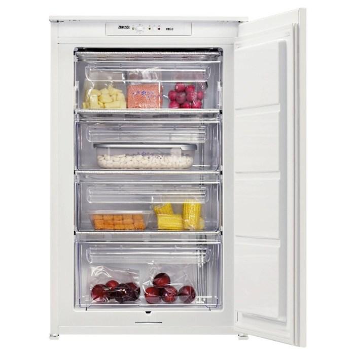 Компактный однокамерный холодильник для хрущевки Zanussi ZUF 11420 SA