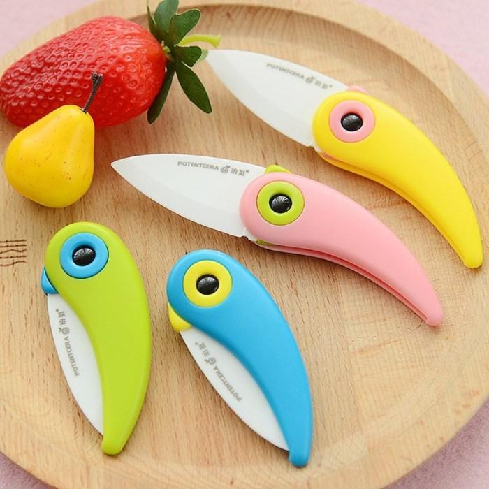 Складные керамические ножи