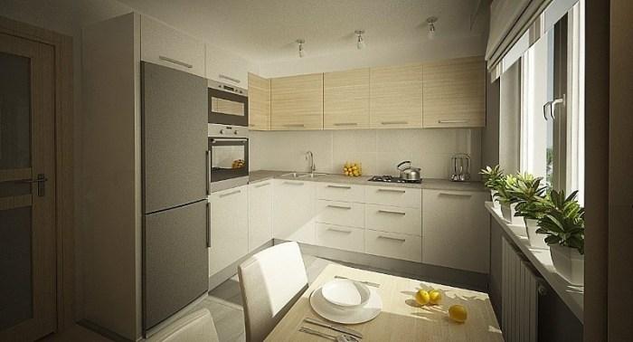 Дизайн и планировка кухонного интерьера в 10 кв. метров: комфорт и функциональность