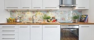 Муки творчества: какой фартук выбрать для белой кухни?