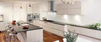 Как организовать кухонное освещение: грамотный подход в использовании светильников