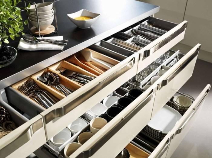 Хранение и порядок на кухне