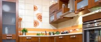 Потрясающий выбор плитки 20х30 для кухонного фартука
