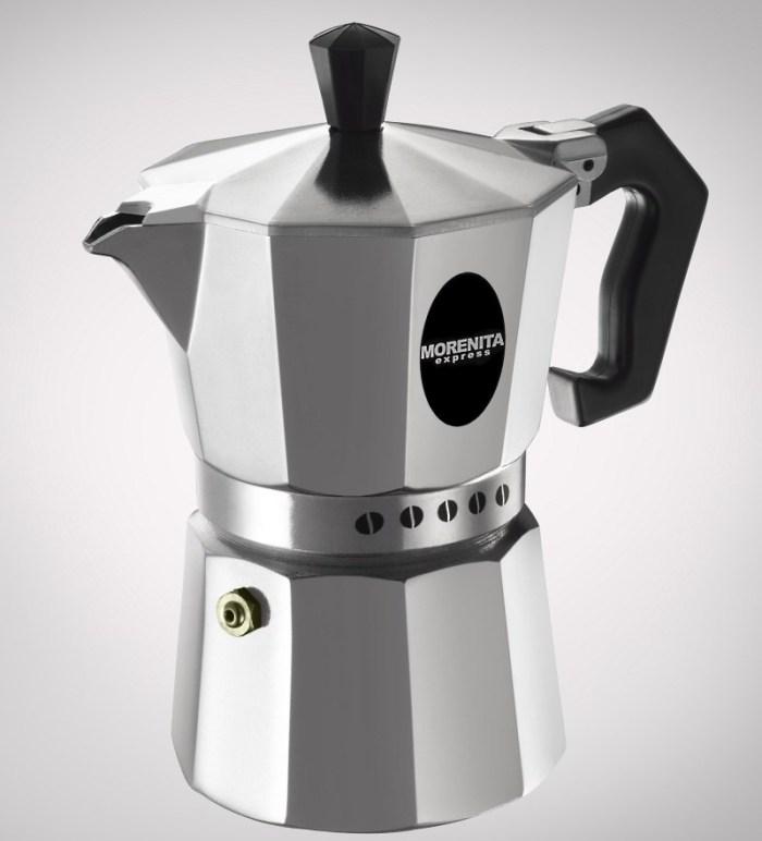 Гейзерная кофеварка для дома
