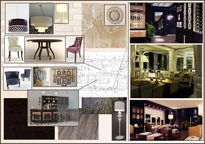 Дизайн проект кухни студии