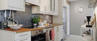Особенности интерьера небольшой кухни: что нужно знать, приступая к ремонту?