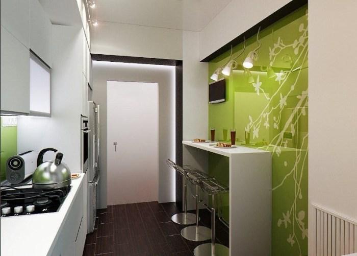 Секреты дизайна, решающие проблемы маленькой кухни