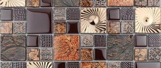 Невероятная красота стеклянной плитки и ее исключительные характеристики
