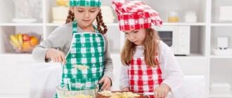 Детские фартуки: как сшить и идеи для вдохновения.