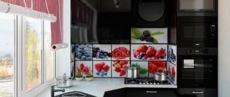 Как сделать кухню на балконе или лоджии: дизайн, законодательство, примеры.