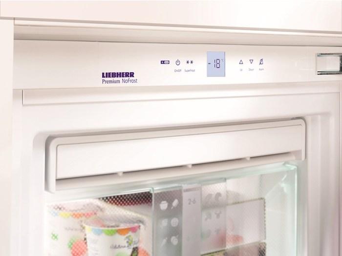 Морозилка с электронным управлением