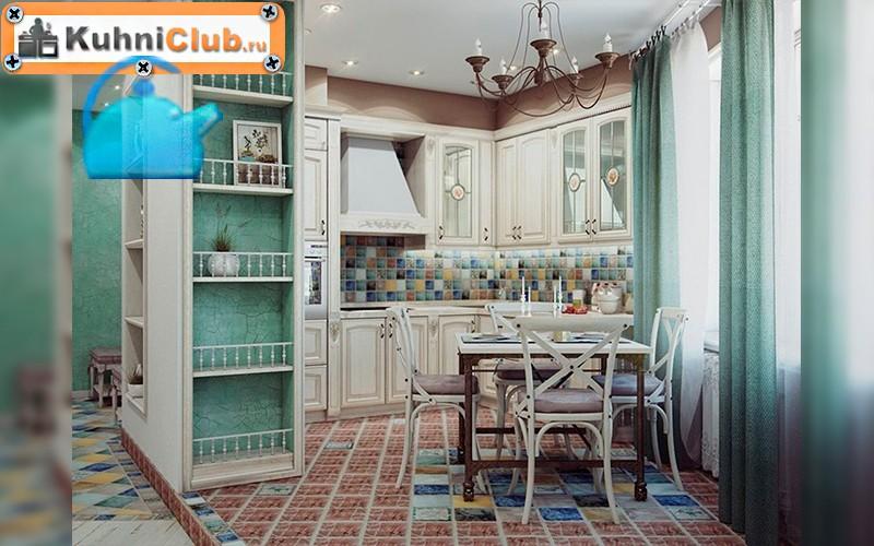 Кухня-в-стиле-шебби-шик-13