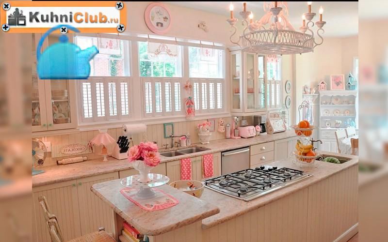 Кухня-в-стиле-шебби-шик-6