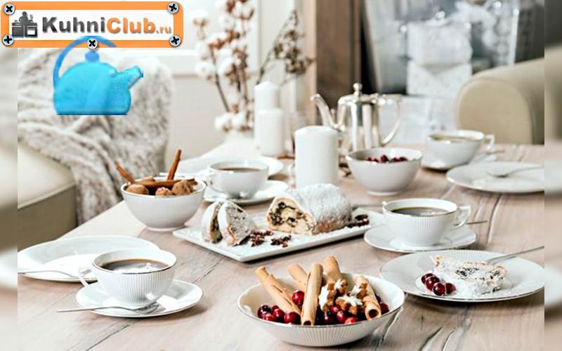 Сервировка-чайного-стола