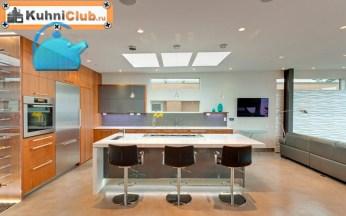 Светодиодное-освещение-на-кухне-с-низким-потолком-4