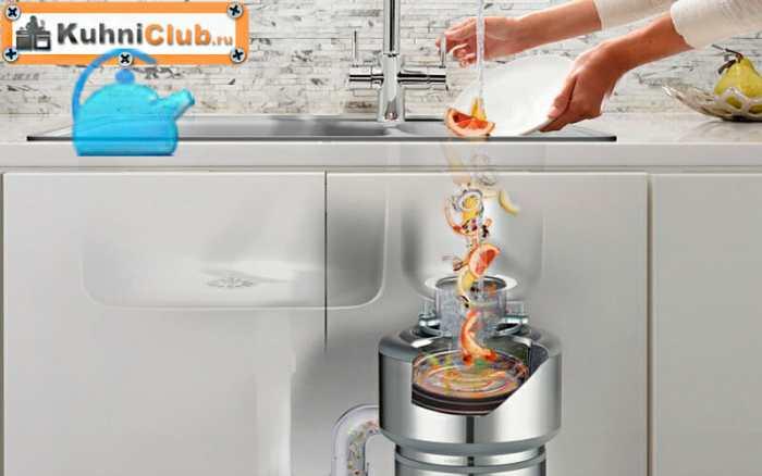 Принцип-работы-кухонного-измельчителя-отходов