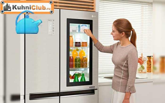 Холодильник-Door-in-Door-от-компании-LG