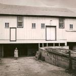 Edna and Barn