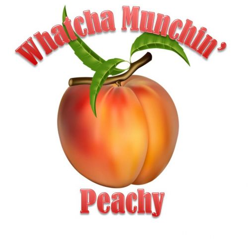 Whatcha-Munchin-Peachy