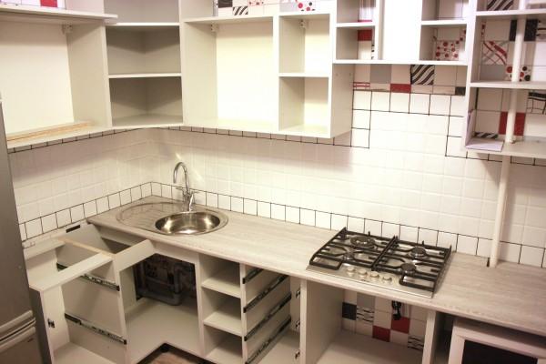Шкафчики для кухни: конструкции, материалы, выдвижные ...