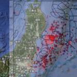 1968年からの地震空白域