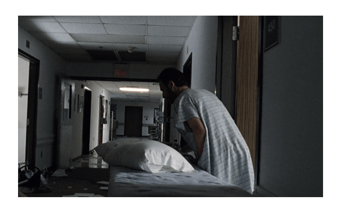 シェーンが動かしたベッド