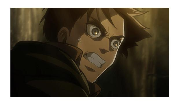 進撃の巨人:第21話「鉄槌~第57回壁外調査(5)~」の動画