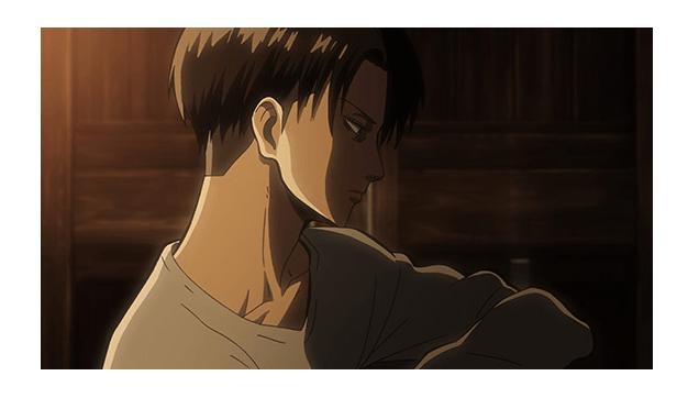 進撃の巨人:第24話「慈悲 ~ストヘス区急襲(2)~」の動画