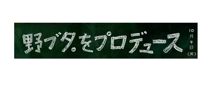 戸田恵梨香が出演したドラマ「野ブタ。をプロデュース」