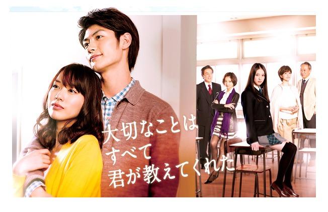 戸田恵梨香が出演したドラマ「大切なことはすべて君が教えてくれた」