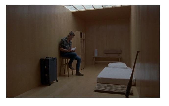 ジェイディス(アン)の個室