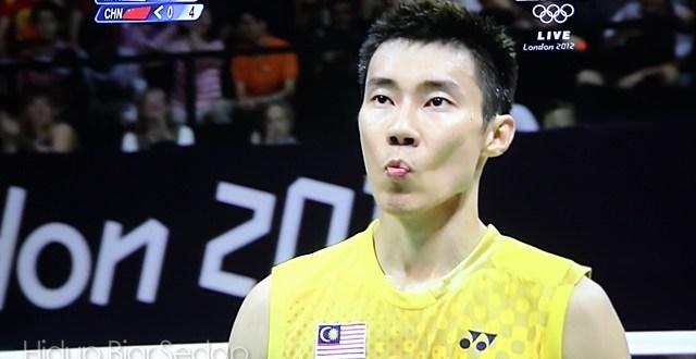 Gambar Dan Keputusan Badminton Akhir Olimpik 2012 Lee Chong Wei vs Lin Dan