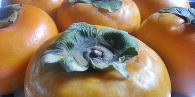 Pisang Kaki Atau Persimmon Fruit