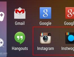 Instwogram Untuk Akaun Kedua Instagram Dalam Satu Telefon