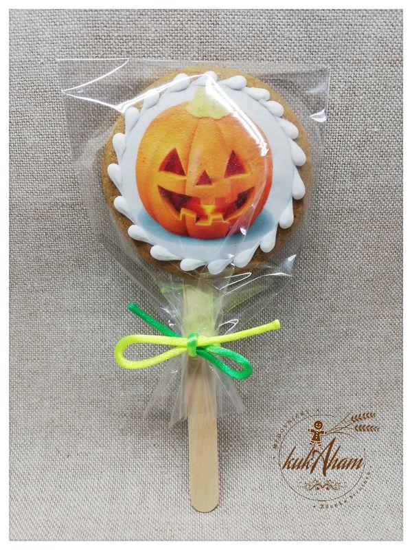 Halloween na paličke