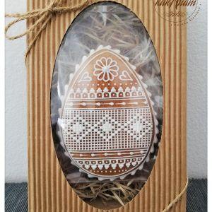 Medovníkové vajíčko