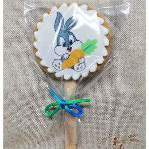 Zajac s mrkvou