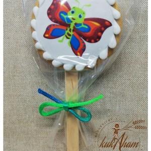 Medovník na paličke motýľ