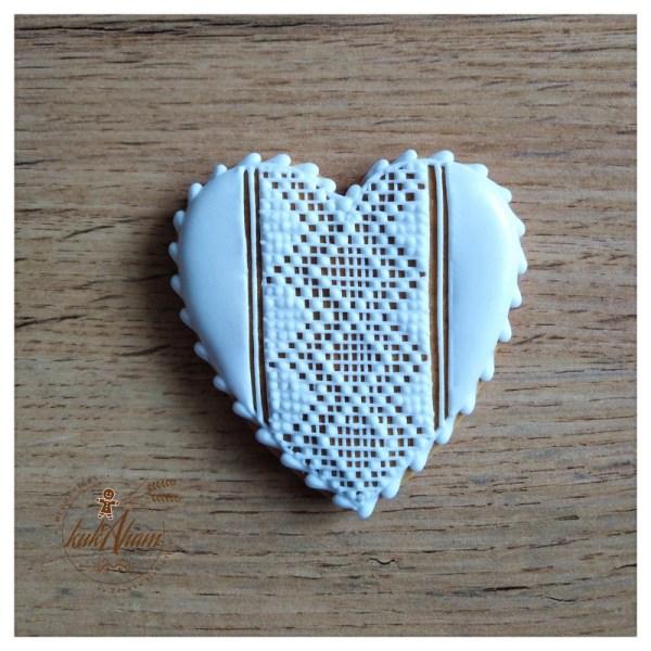 Srdce s čipkou 2
