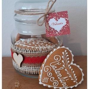 Pohár Valentín